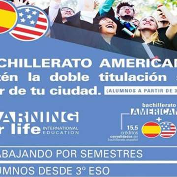 Learning for Life International Education permite a estudiantes obtener el Bachillerato americano desde España